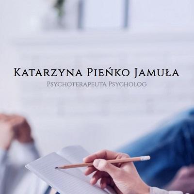 Gabinet psychoterapeutyczny – Katarzyna Pieńko Jamuła
